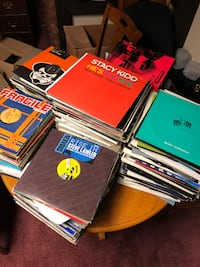 Vinyl Record Collection Markham