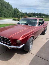 Ford - Mustang - 1967 Marysville