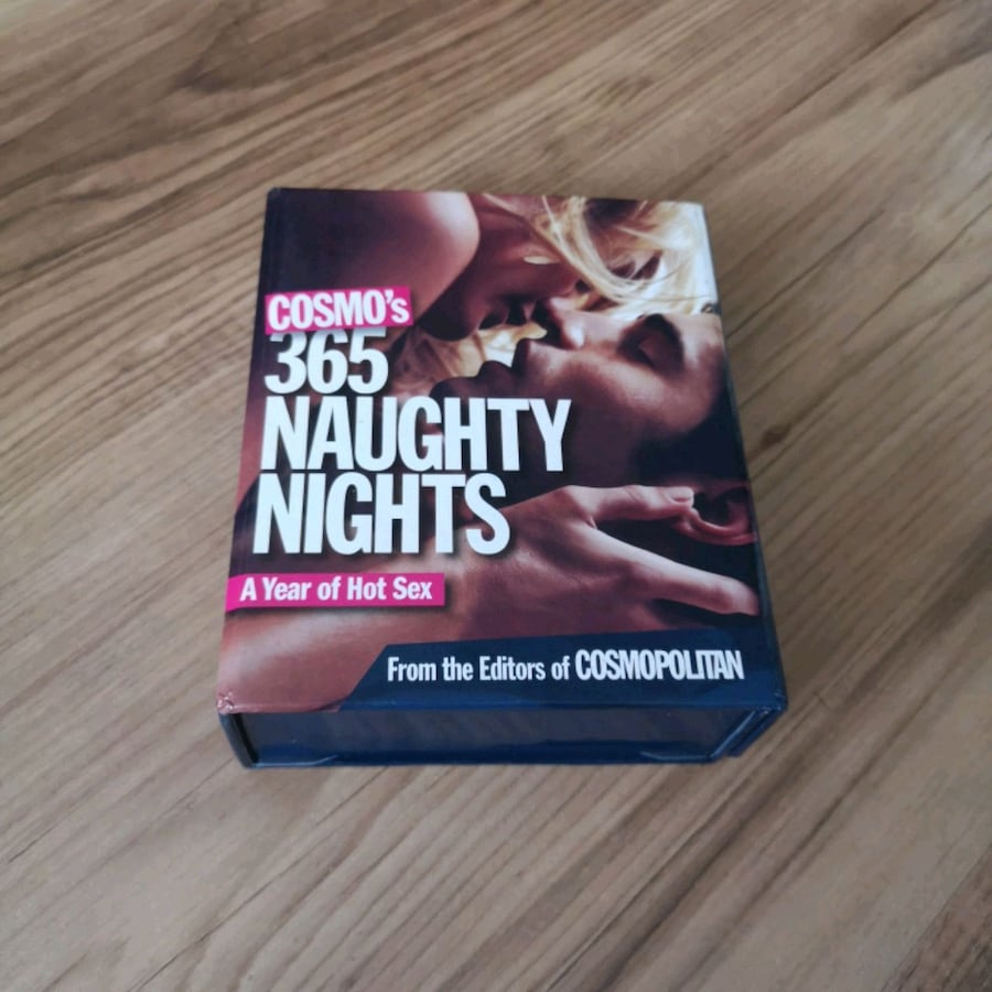 Cosmo 365 Naughty Nights Cards