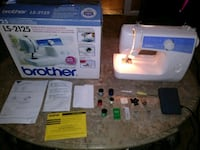Brother LS-2125 Sewing Machine Citrus Heights, 95610