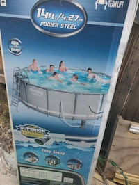 14ft Above Ground Pool Palmdale, 93550