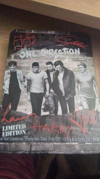 12.9g One Direction limited edition box
