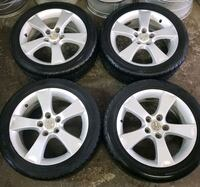 Mazda 3 rims and tires all season  Toronto, M6L 1A4