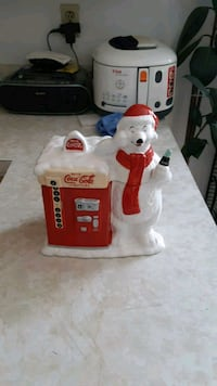 Coca Cola cookie jar  Montréal, H8N 2G1