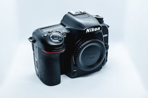 Nikons D7500 - 20.9MP 4K DSLR w/ lenses and accessories ($1700+ value)