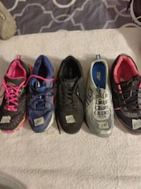 Womens shoes in great condition. All size (10) Weslaco, 78596
