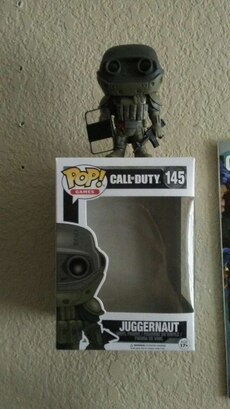 Call of Duty Juggernaut Pop Figure
