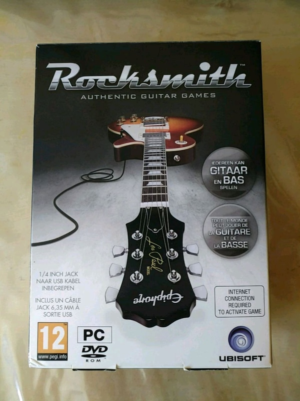 Rocksmith real tone cable 0