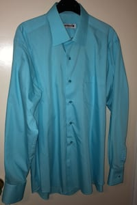 Men's blue dress shirt Toronto, M1C 2G2