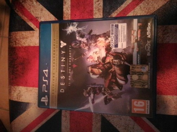 Destiny The Taken King PS4