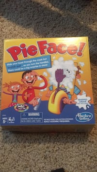 Pie Face Game Clyde, 48049