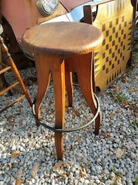 Bar stool and other things