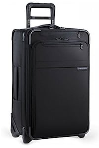 "Briggs & Riley Baseline Domestic Expandable Carry-On 22"" Upright, Black Arlington, 22204"