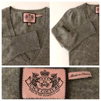 Juicy Couture Cashmere V Neck
