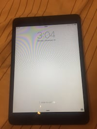 black iPad mini 1 64gb