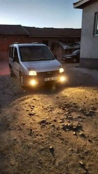 Ford - Tourneo Connect - 2008 8643 km