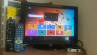 SMALL DYNEX TV WITH ANDROID TV BOX FULLY LOADED 19 Ottawa, K1G 1H6