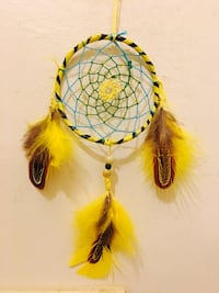 yellow and black dreamcatcher 28 km