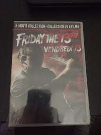 Friday The 13th 8 Film Collection DVD New and Sealed  Calgary, T2P 2H5