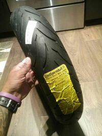 Brand new motorcycle tire for sale!! Bike stolen. Rockville, 20850