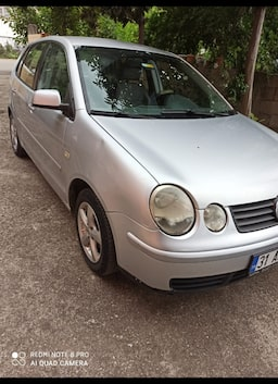2004 Volkswagen Polo 1.4 75 HP BASICLINE 7d6a80ad-0ee0-44b6-9aec-185af53022b7