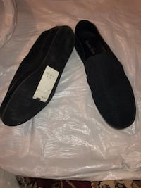 pair of black slip-on shoes Fairfax, 22031