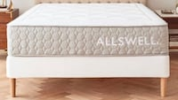 Brand new Allswell Luxe Hybrid King mattress. Chicago, 60622