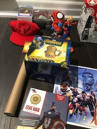 Avengers exclusive package Toronto, M6P 3P6