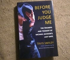 'Before You Judge Me' Book about Michael Jackson