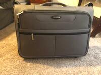 "Samsonite Leverage LTE 42"" Checked Rolling Garment Bag Houston, 77041"