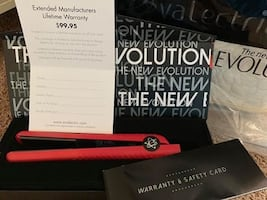 Evalectric Limited Edition Hair Straightener