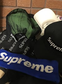 Supreme hats $75each or $200 for all 3 Brampton, L6V 3C2