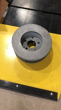 2004 Mercedes-Benz front rotors and pads forE320 Markham