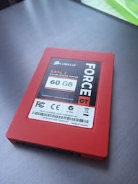 60Gb SSD solid state drive
