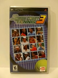 PSP Smashcourt Tennis 3