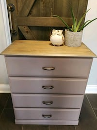 4 Drawer Dresser  Uxbridge, L9P 1R4
