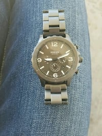 Fossil stainless waterproof watch JR1469