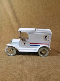 US Postal 1913 Ford Model T Van Coin Bank
