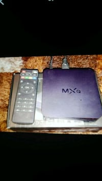 Android TV Box W/Apps