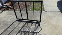 Fireplace screen and grate 122 mi