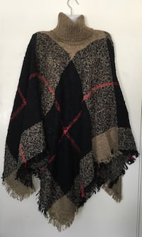New poncho perfect for spring Toronto, M1S 1B4