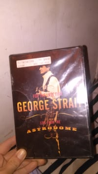 George strait live from the astrodome dvd Waco