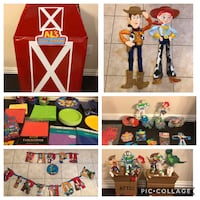 Toy Story Party Supplies Lewisville, 75056