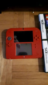 Nintendo ds with 12 games Toronto, M6N 4B4