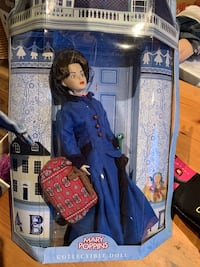 Mary poppins collectible doll