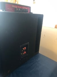 Kicker l7 sub and amps