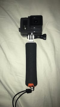Black gopro hero+ action camera Camas, 98607