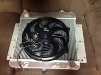 Aluminium Rad with Electric Fan - BRAND NEW Mississauga