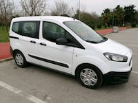2017 Ford Tourneo Courier Journey 1.6L TDCI 95PS E Kale
