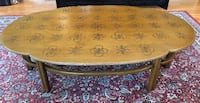 Solid Wood  Pecan Coffee Table Slidell, 70461